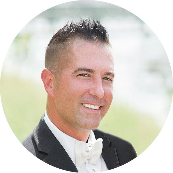 Portrait Of Chris Anderson Principal & Creative Director At Quantum Design Lab LLC About Us - Collaborative Initiative