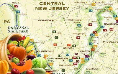Harvest Season 2020 Staycation Guide – Visit NJ Farms & Wineries