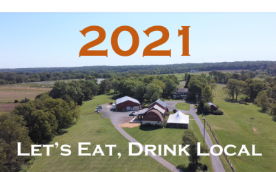 2021 Resolution: Eat & Drink Local!